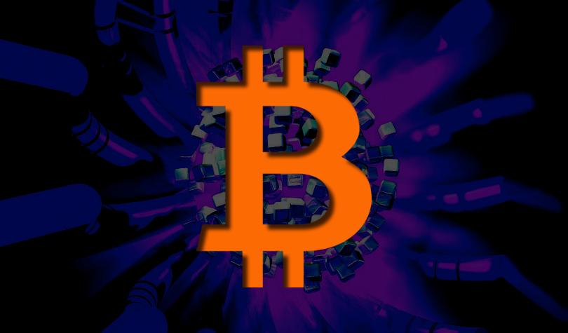 Bitcoin über $10.000